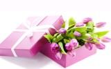 Цветы на восьмое марта фото