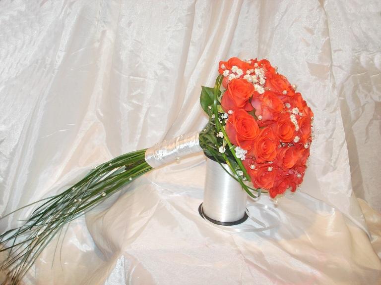 Букеты с розами своими руками