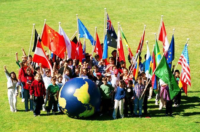 Международные лагеря фото