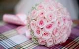 Букетик из роз фото