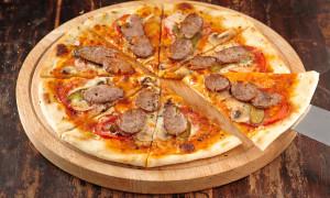 Доставка пиццы на дом фото