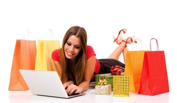 Онлайн шопинг фото