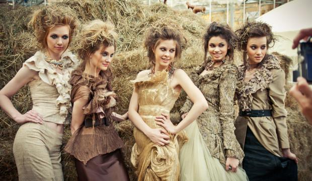 Экологический стиль в одежде