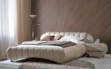 Двуспальная ортопедическая кровать
