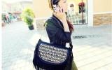 Дорожная сумка для девушки