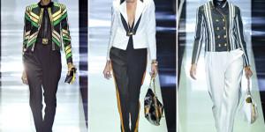 Мода 2014: Черно-белый возвращается - одеваемся в монохроме