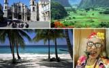 Путешествие от России до Кубы