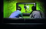 Футбол по телевизору