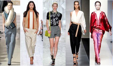 Каковы тенденции моды весна-лето 2015