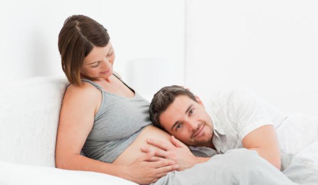 Развод в декретном отпуске
