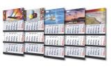 Календари трио – отличный вариант для офиса