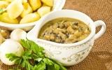 Рецепт грибного соуса из шампиньонов