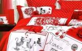 Свадебные комплекты постельного белья