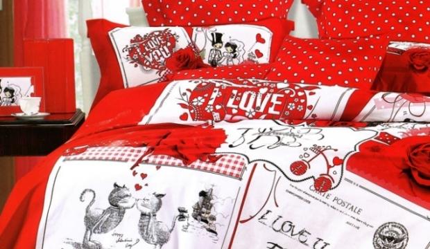 Подарок на свадьбу постельное белье 83