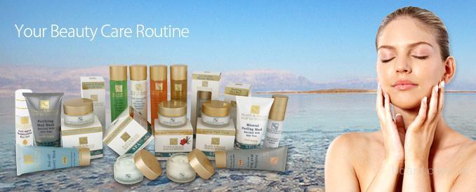 Health beauty косметика мертвого моря