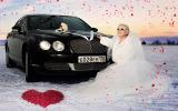 зимняя свадьба идеи для фотоссесии