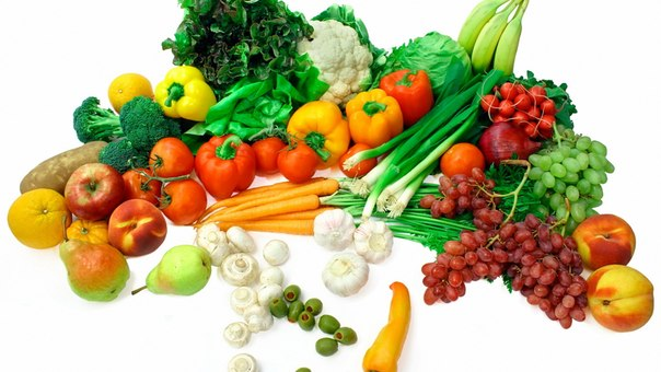 Как избавится от нитратов в овощах и фруктах