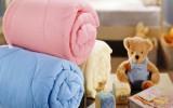Байковое одеяло для новорожденного