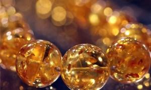 Изделия из янтаря - красота и натуральность