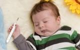 Как мерять температуру у новорожденного