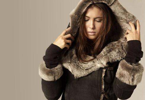 Легкие и удобные, практичные и теплые- дубленки моды 2015