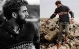 Последний тренд в мужской моде – скандинавский стиль
