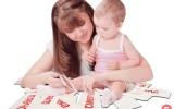 Детские развивающие карточки