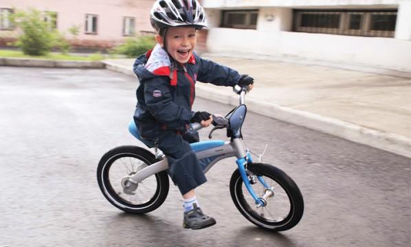 Двухколесный транспорт для детей