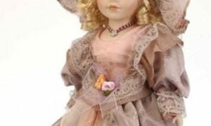 фарфоровая-кукла