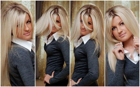 Стрижки на тонкие волосы для объема на длинные волосы