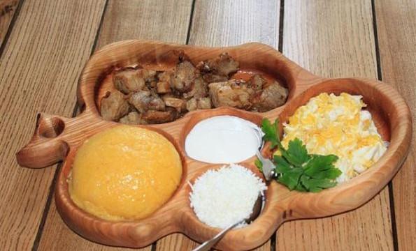 Кухня-Молдавии