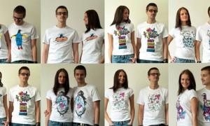 Популярность-футболок-с-принтами