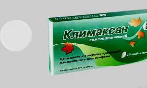 Препарат-Климаксан