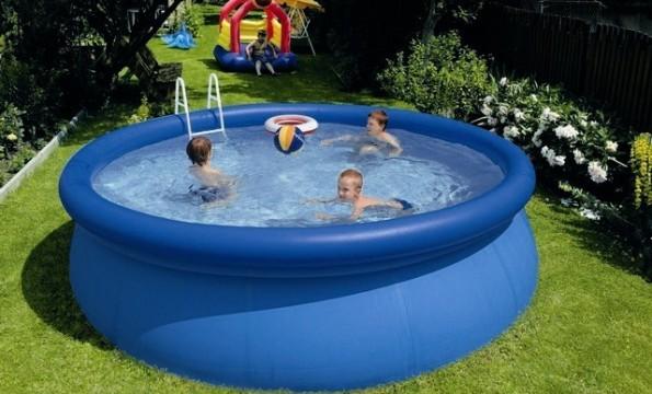 Надувной-бассейн