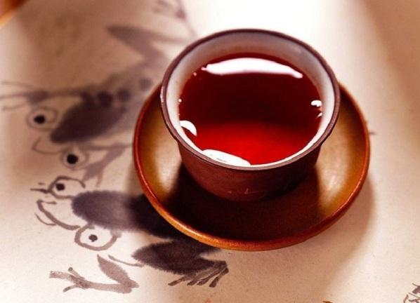 китайский-чай
