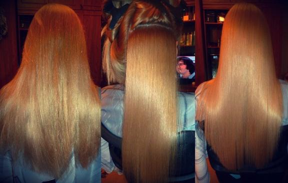 Ламинирование волос в домашних условиях фото рецепт