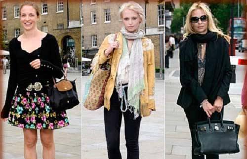 Мода женщин за 40 фото