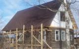 Как происходит реконструкция деревянного дома?