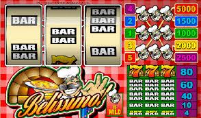 игровой автомат «Belissimo»