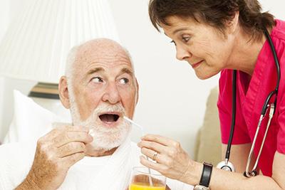 Уход за больным дома на профессиональном уровне