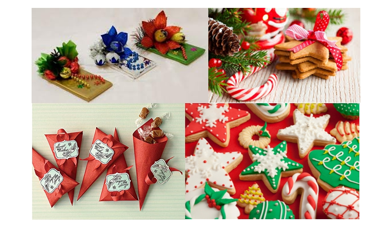 Новогодние подарки и сюрпризы своими руками