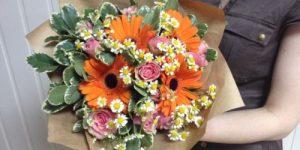 Какие цветы подарить на первое свидание?