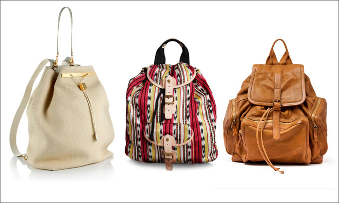 женские рюкзаки-сумки фото