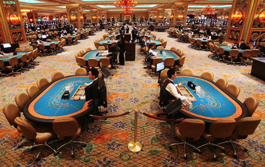 официальный сайт в каком городе больше всего казино