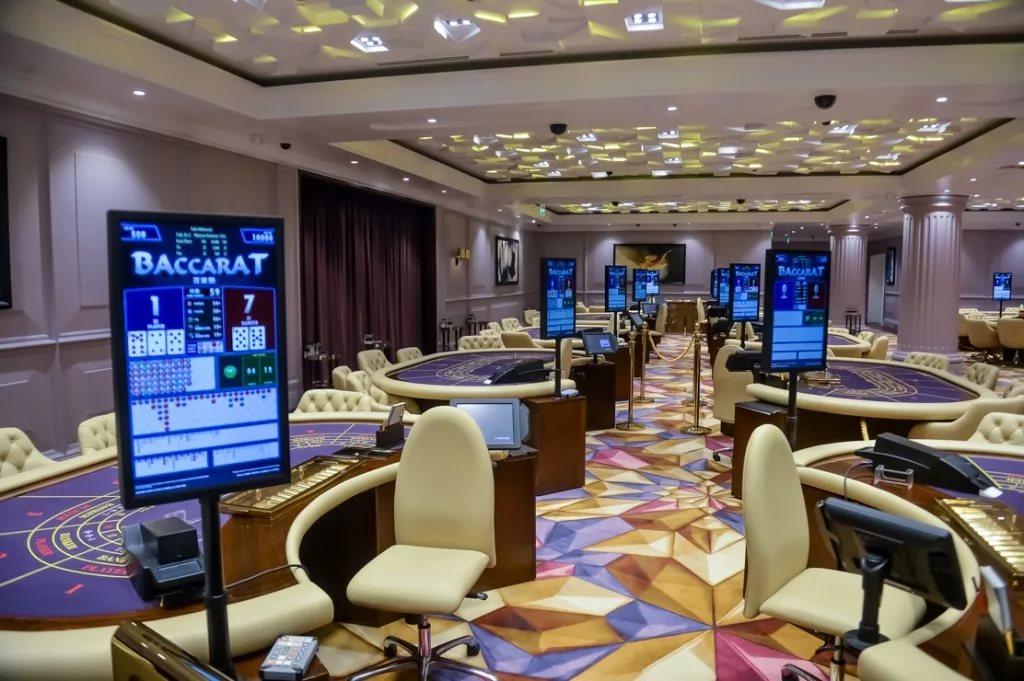 работающие казино в россии