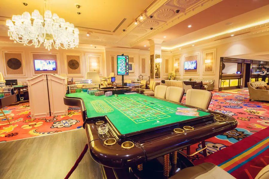 казино и отель шелби