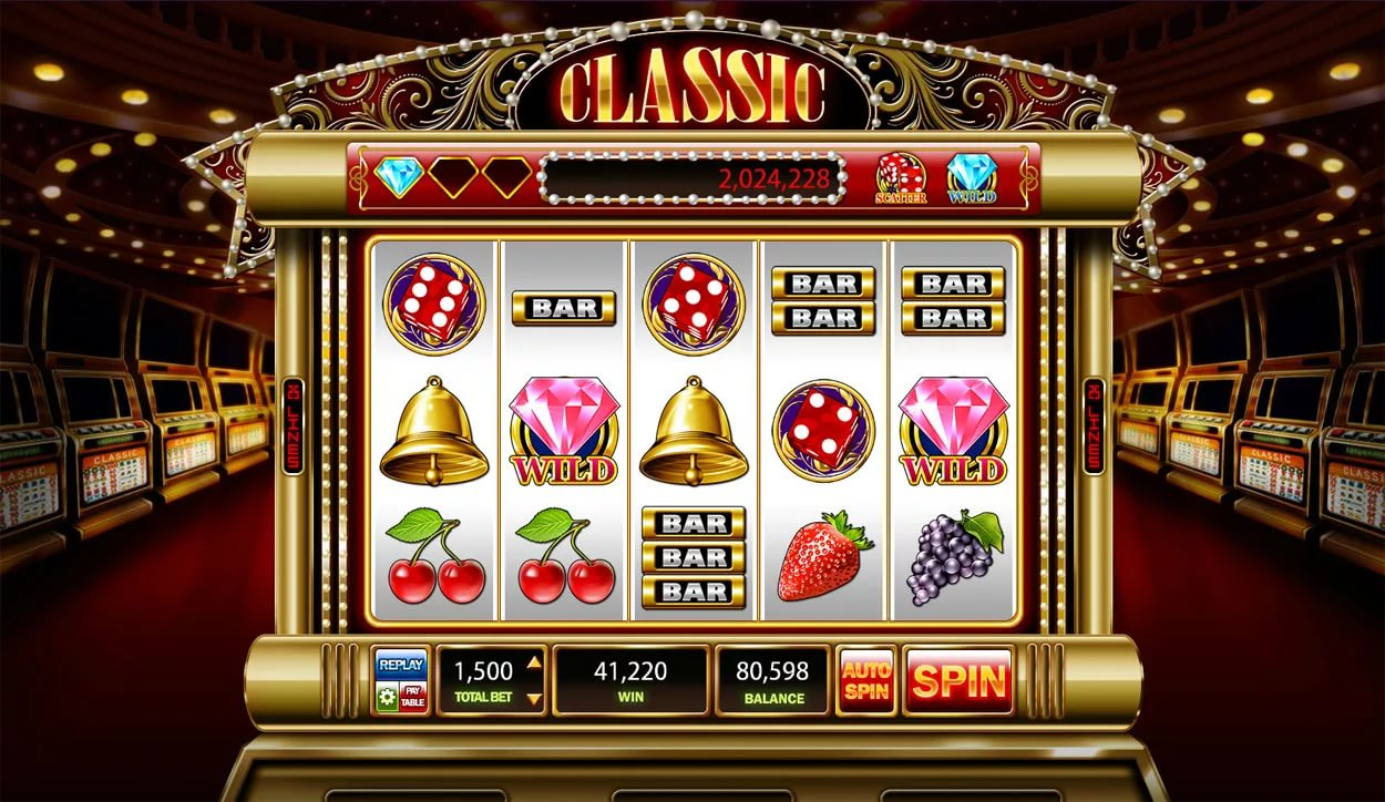 Free online casino slot games usa