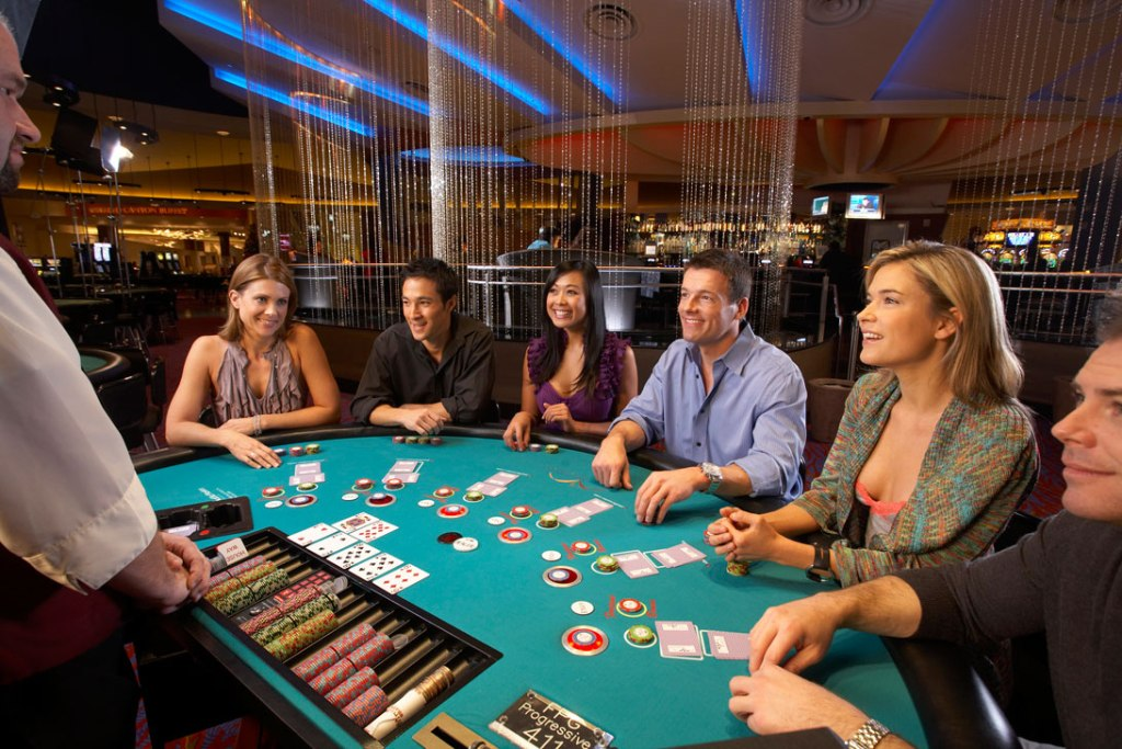 Free online casino poker machines