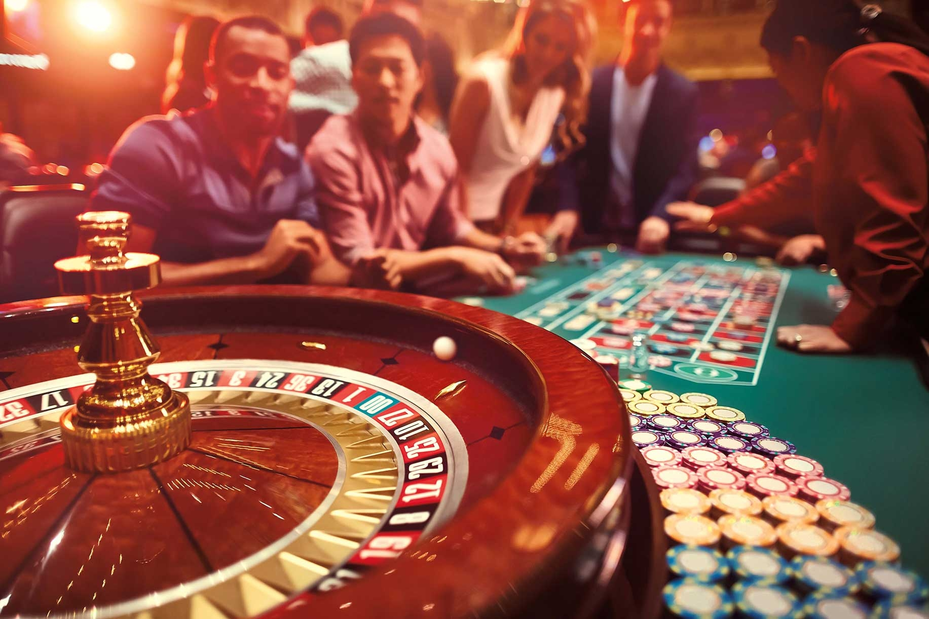 Как играть в виртуальном казино?