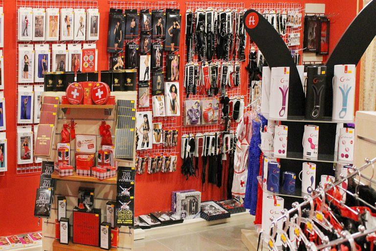 Что выбрать в интим магазине?